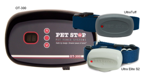 OT-300 Pet Stop Transmitter fence up to 50 acres and are Invisible Fence Compatible