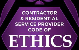 Code of Ethics Award