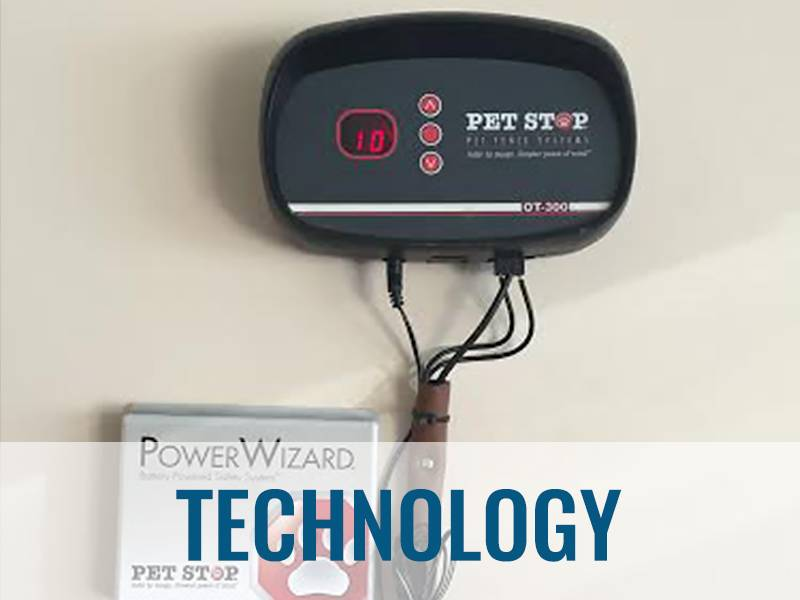 Pet Stop Invisible Fence Technology