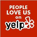People Love Us - YELP
