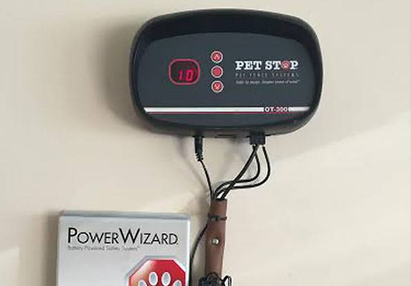 ELECTRIC DOG FENCE TECHNOLOGY