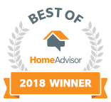 Best of Home Advisor Award