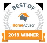 Best of Home Advisor Award